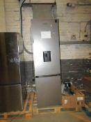 Samsung RB38T633ESA 70/30 fridge freezer, tested working, RRP £699