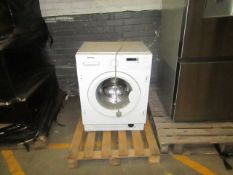 Prima Intergarated washing machine, powerson but displays fault code F30