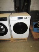 Haier HD90-A636 condenser dryer, powers on but the start button does not appear to be working