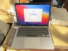 """Apple Macbook Air A2337 13"""" SG, 8GB Memory, 512GB SSD 