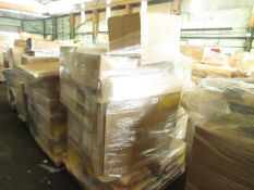 Mixed pallet of Made.com customer returns to include 23 items of stock with a total RRP of