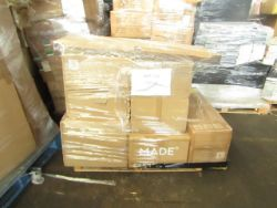 Pallets Of Unworked Made.com Customer Returns, New Lower Reserves for a limited time.