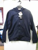 3x Unisex school jacket navy - size 10/11 - new but might have security tags on.