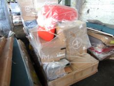 Mixed pallet of Made.com customer returns to include 5 items of stock with a total RRP of