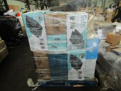 Pallets of Raw Customer returns Electrical and Non Electricals.