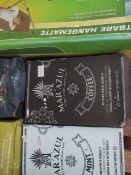 Marazul - Tequila 100% Agave Azul Coffee - 700ml 25% Alc - RRP £43 on Amazon - New & Boxed However