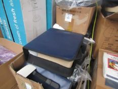5x Unbranded - 240 Compartment Disc Holder / Carrier - RRP £19.38 - New & Packaged.