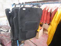 4x Tailored Car Mats - Pre cut
