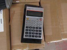 8x Scientific Calculator, Model: EL-506 - Unused & Boxed.