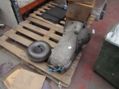 MERCEDES C CLASS W209 AUTOMATIC GEARBOX WITH CLUTCH - Used Condition, Has Not Been Serviced For Some