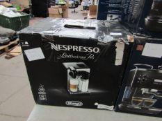 DELONGHI - Nespresso EN750.MB Lattissima Pro - Silver - Item Powers On, Unchecked For