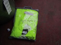 Technical Construction Solutions Workwear Jacket - New & Packaged - Size L