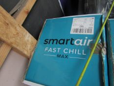 | 1x | SMART AIR FAST CHILL MAX COOLER & HUMIDIER | UNCHECKED & BOXED | NO ONLINE RESALE | SKU - |