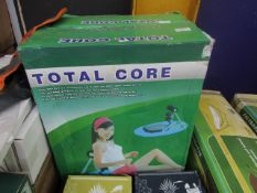 Total Core - Second Generation 3 Level Exercise Machine - Unchecked & Boxed.