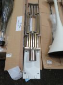 Chelsom PR/24/WI/\BN/EBR wall light, new and boxed