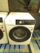 Hisense 8Kg Steam Mix washing machine with Dose assist, powers on and spins but we have not