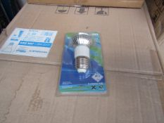 10x NeoGinyus screw bulbs, new and packaged.