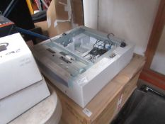 2x LT-700 lower tray unit, unchecked and boxed.