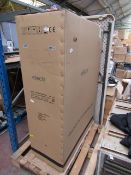 ElectrIQ Ceiling Casette Typle Air Conditioner (Outdoor Unit) - Please be aware this is box 1 of 3