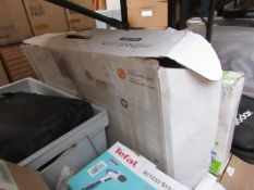 Mill Heat Steel WIFI radiator, unchecked and boxed.