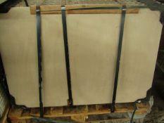 30x Haval Seramik Street sand tiles, 60cmx90cm, RRp Circa £600