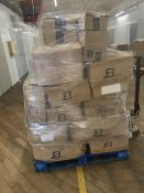 Pallet of Jetech Screen protectors and cases - Various models - approx 2000-5000 unit RRP £10,000