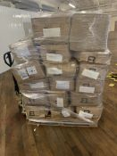 Pallet of Jetech Screen protectors and cases - Various models - approx 2000-5000 unit RRP £10,000-£