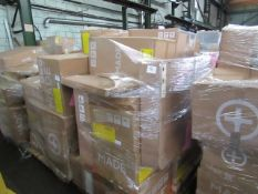 Mixed pallet of Made.com customer returns to include 13 items of stock with a total RRP of