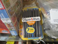 1x Pack of 27 Paper Mate Inkjoy Pens - New & Boxed