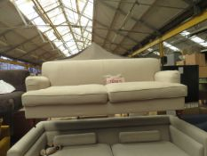 1 x Made.com Orson 3 Seater Sofa Natural Weave RRP œ699 SKU MAD-SOFORS256BEI-UK TOTAL RRP œ699