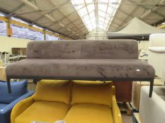 | 1x | PEARSON LLOYD EDGE BENCH | SOFA CUSHION IS IN GOOD CONITION BUT THERE MAY BE SMALL MINOR