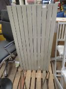 | 1X | COX & COX REVENNA LOUNGE BENCH - SOME SMALL MINOR DAMAGE PRESENT ON THE WOOD NOTHING