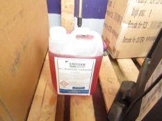 Jennychem - All Purpose Caravan Cleaner 2.5L - Unused.