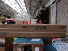  1X   NEW IMAGE FITT GYM LAT BAR   UNCHECKED & BOXED   NO ONLINE RESALE   RRP £-