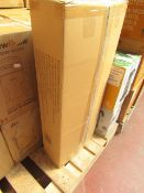   1x   NU BREEZE COLD AIR CLOTHES DRYER   PROFESSIONALLY REFURBISHED AND RE BOXED   NO ONLINE RESALE