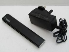 Belkin 7 port USB 2.0 Hub - Untested & Boxed - RRP £20