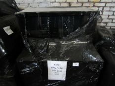   1X   PALLET CONTAINING CUSTOMER RETURN SIXTY FRIDGES MINI FRIDGES   PALLETS ARE UNCHECKED SO NO