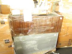 Mixed pallet of Swoon Editions customer returns to include 8 items of stock with a total RRP of