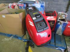1x CL WASH KING200 230V 1550 This lot is a Machine Mart product which is raw and completely