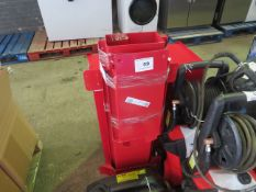 1x CL DOLLY MCD1 MCYCLE 1596 This lot is a Machine Mart product which is raw and completely