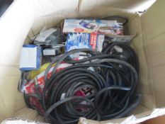 1x BOX OF VARIOUS TOOLS 1540 This lot is a Machine Mart product which is raw and completely