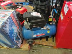 1x AM COMP TIG8/550 230 1591 This lot is a Machine Mart product which is raw and completely