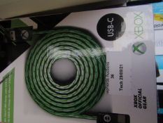 Official Microsoft Xbox USB-C cable, looks unused
