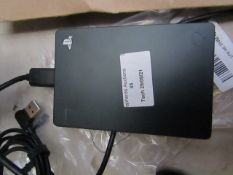 2TB Seagate external hard drive for Playstation, unchecked and no packaging, RRP £59