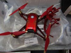 Iron Man Mini Drone, no remote control, Packaging or cables, unchecked