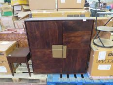 | 1X | SWOON LARGE SIDEBOARD | HAS A FEW SPLIT MARKS AND A LINE ON TOP OF THE UNIT AND MAY HAVE MORE