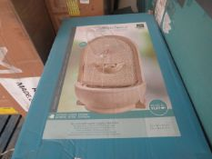 | 1X | COX & COX FOUNTAINS LUMINEO REAL STONE LOOK AND FEEL PLUG AND PLAY | UNCHECKED AND BOXED |