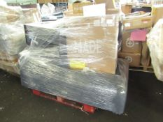 Mixed pallet of Made.com customer returns to include 2 items of stock with a total RRP of