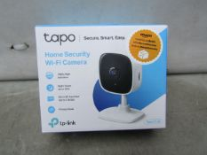 TP-Link Tapo Home Security Wifi Camera - Unchecked & Boxed -