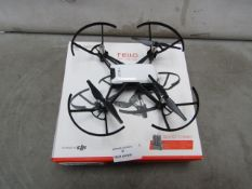 Tello Boost Combo Drone - Untested & Boxed - Missing Propellor but spare in box - RRP £99